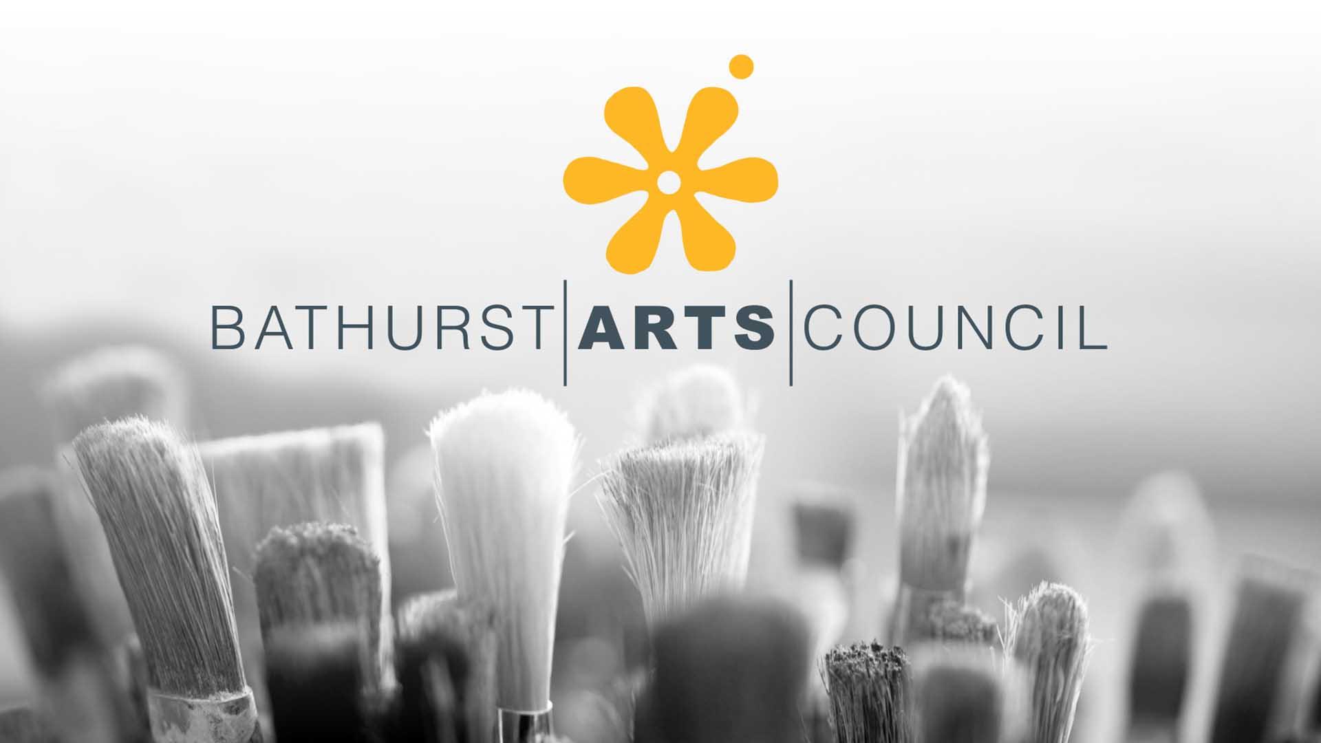 Portfolio - Bathurst Arts Council Logo | StartleArt Graphic Design