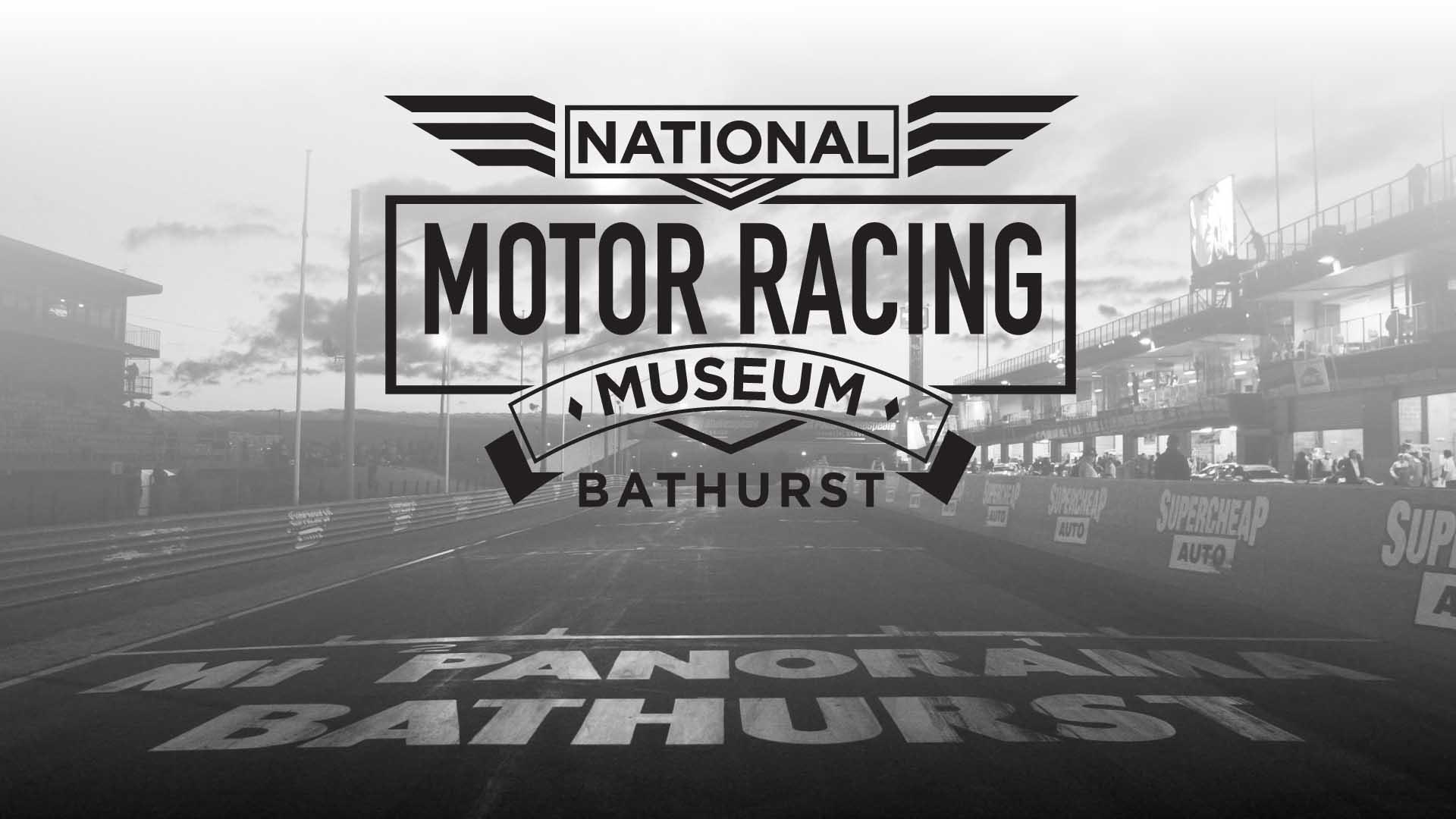 Portfolio - Bathurst Motor Racing Museum Logo | StartleArt Graphic Design