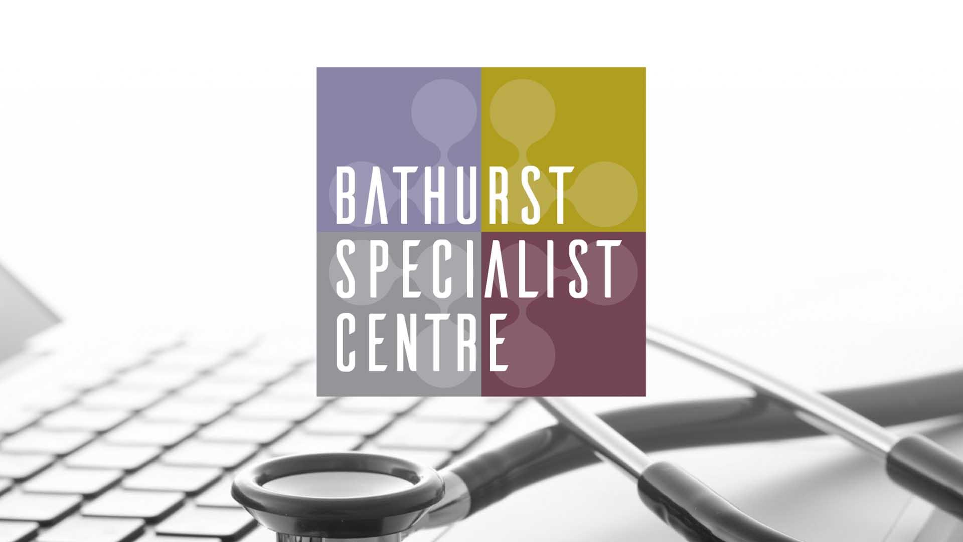 Portfolio - Bathurst Specialist Centre Logo | StartleArt Graphic Design