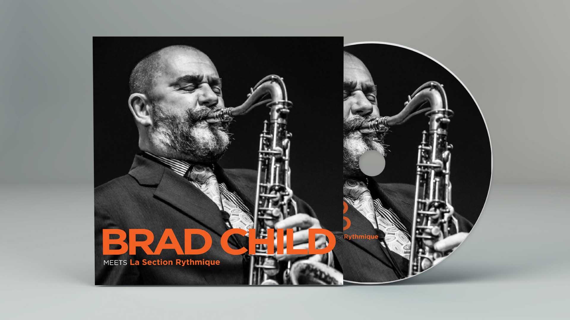 Portfolio - Brad Child Album Cover | StartleArt Graphic Design