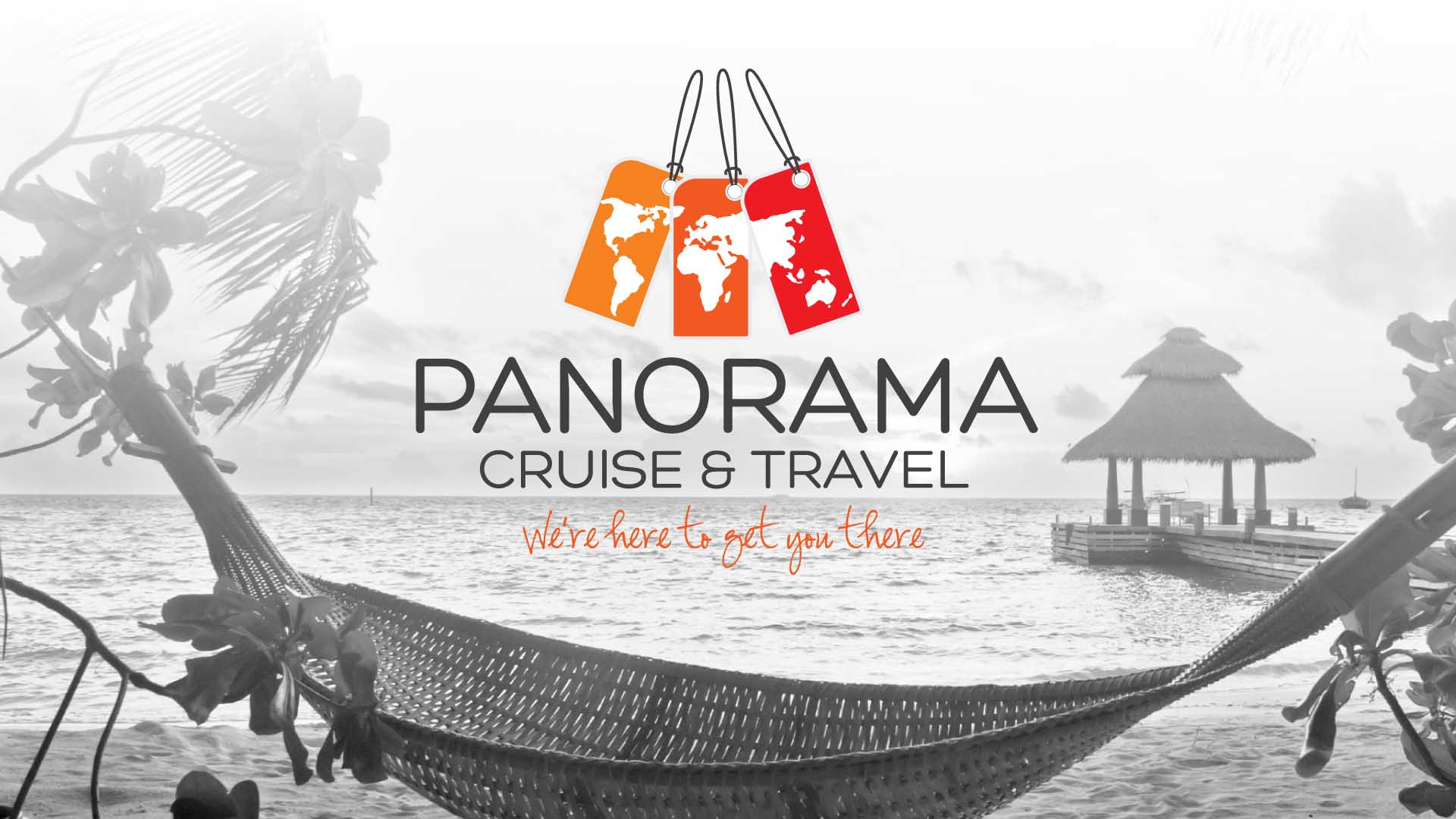Portfolio - Panorama Cruise & Travel Logo | StartleArt Graphic Design